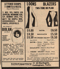 Punk Late 70s Fashion And The Wrong Trousers What S It