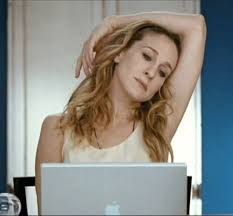 Carrie Bradshaw, writer