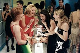 The SATC girls