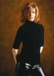 Renee in black