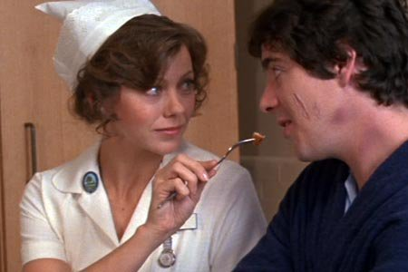 Jenny Agutter aka Nurse Alex Price
