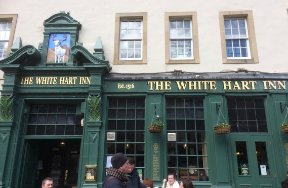 The White Hart Inn - Est. 1516