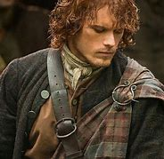 The handsome Jamie Fraser