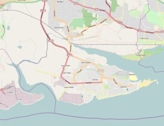 Canvey_Island_OSM_map_2010