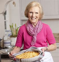 Maryberry the cook