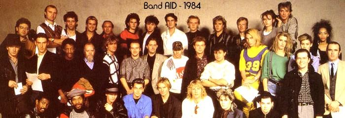 Band Aid - 1984