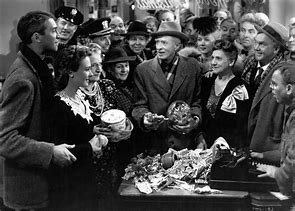 George Bailey, the toast of Bedford Falls