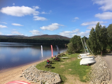 Loch Inch Watersports Centre